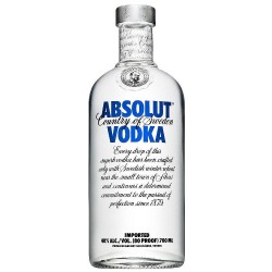 Vodka Absolut 0,70 L
