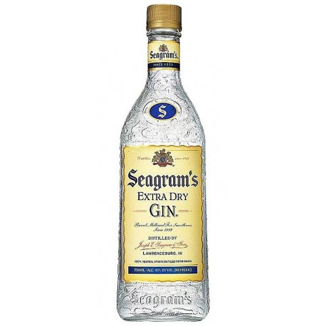 Gin Seagram Extra Dry 0,70 L