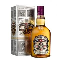 Whisky Chivas Regal 12 Años 0.7 L.