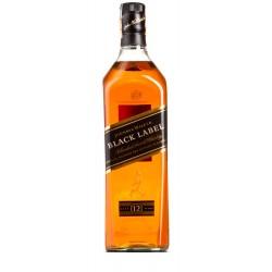 Whisky Jhonnie Walker Et. Negra 0,70 L