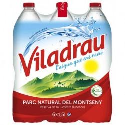 Aigua Viladrau 1,5 L. (Pack 6 Uds.)