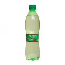 Aigua Montepinos Pet Gas 0,50 L. (Caja 12 Uds.)