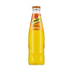 Schweppes Naranja/Limón 25 Cl. bot. S/R (Pack 24 Uds.)