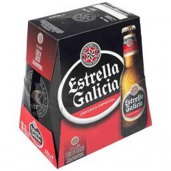 Cerveza Estrella Galicia 25 Cl. N/R (Pack 24 Und.)