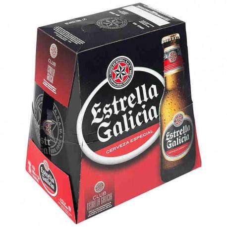Cervesa Estrella (lata) (Pack 24 Uds.)