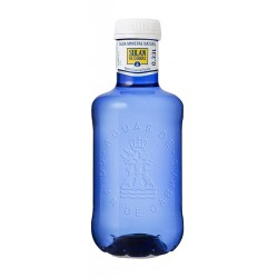 Aigua Solan de Cabras 0,33 L. (caja 36 Uds.)