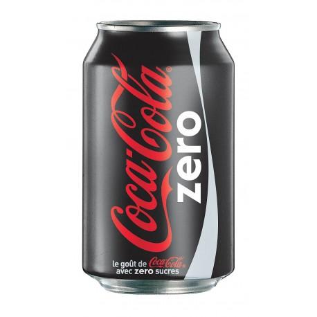 Coca Cola Zero U.E. (Lata) (Pack 24 Uds.)