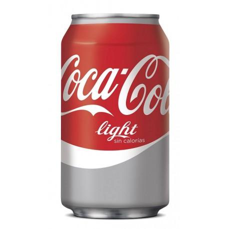 Coca Cola Light (lata) SPAIN (Pack 24 Uds.)