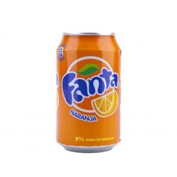 Fanta Naranja Lata (Pack 24 Uds.)