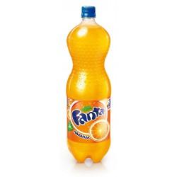 Fanta Naranja/Limón Bot. 2 L. (Pack 24 Uds.)