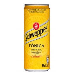 Schweppes Tónica (lata) (Pack 24 Uds.)