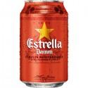 Cervesa Estrella Lata (Pack 24 Uds.)