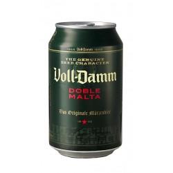 Cervesa Voll Damm (lata) (Pack 24 Uds.)