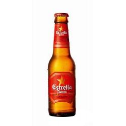 Cervesa Estrella 25 Cl. bot. S/R (Pack 24 Uds.)