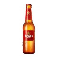 Cervesa Estrella 33 Cl. bot. S/R (Mediana) (Pack 24 Uds.)